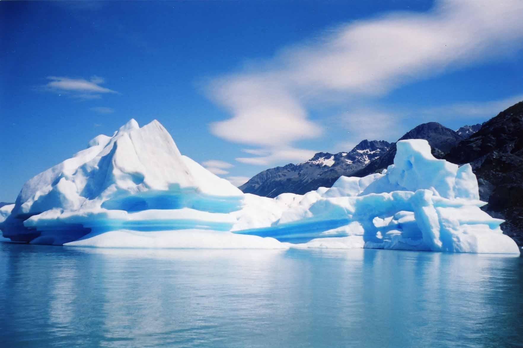 NAVER まとめ【ひんやり】気分だけでも涼しめる?!氷河の画像集